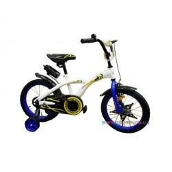 Детский велосипед двухколесный 16 дюймов Miracolo 16K134