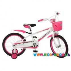 Двухколесный велосипед 18'' PROFI 18RB-1
