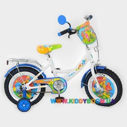 """Велосипед двухколесный Profi Trike 12"""" Фиксики P 1248 FX"""