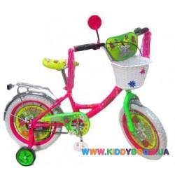 """Велосипед двухколесный Profi Trike 12"""" Бабочка P 1251F-W"""