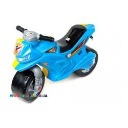 Мотоцикл велобег желто-синий Orion Toys 501
