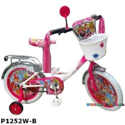 Детский велосипед  12 дюймов WinX P1252W-B