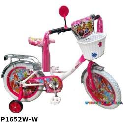 Детский велосипед  16 дюймов WinX P1652W-W