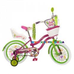 Велосипед детский двухколесный PROFI 18'' PF1856G