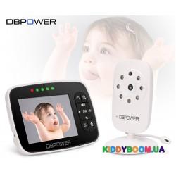 Цифровая видеоняня с ЖК экраном 3.5 DBPOWER CAM 2007