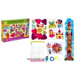 Игра развивающая Сказочная Принцесса Vladi Toys VT1501-05